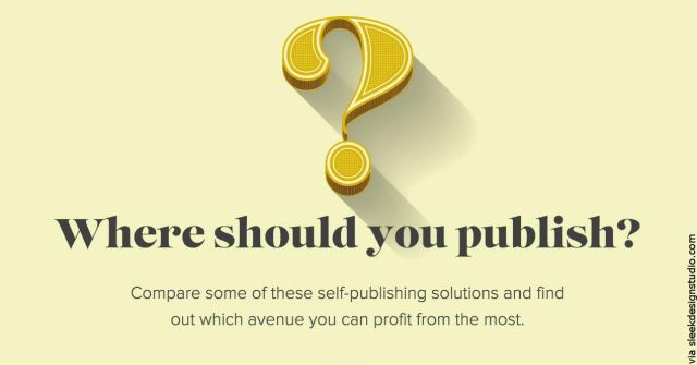 where should you publish ?