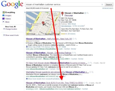 Nissan of Manhattan Search Results
