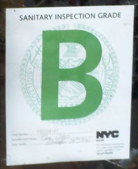 Perception Is Reality NYC Sanitation Food Grade