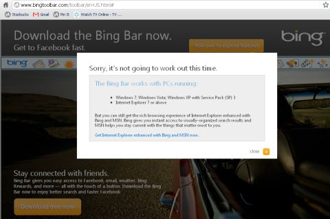 Bing ToolBar? Bing REWARDS? Where's Microsoft's Coopetition?