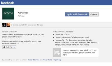 Airtime Privacy Permissions at Facebook, Part 2