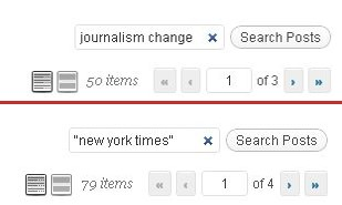 Journalism, The New York Times, and Business Change