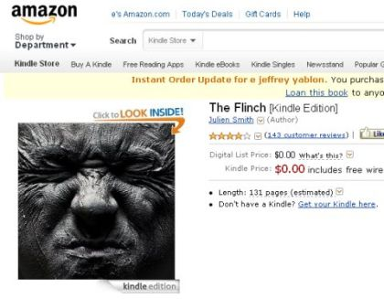 julien smith the flinch amazon kindle