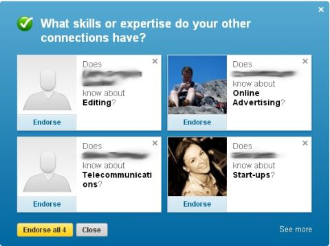 LinkedIn Amps Up Recommendations. Pay Attention . . .