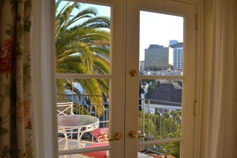 Room Balcony, Peninsula Beverly Hills