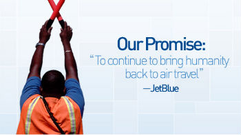 What's Influency? Great Customer Service from JetBlue