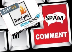 Comments, SPAM, Livefyre, and Influency