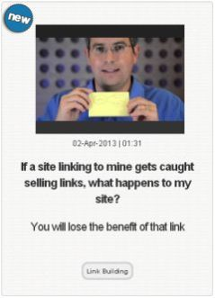 Matt Cutts Talks Search and Bad Links