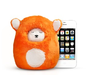 Toys for The Toys: Ubooly Illustrates The Problem With iPhones, iPads, and iPod Touches
