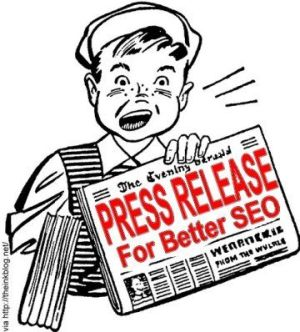 Optimization, Influency, NoFollow, Press Releases, and Google