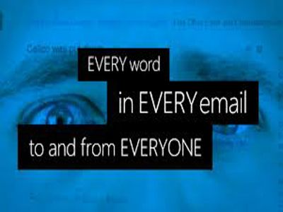 What Can Google See In Your Gmail E-Mail? Everything. On Privacy an Influency