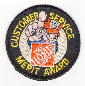 Customer Service Influency, at Home Depot. Yes, Home Depot