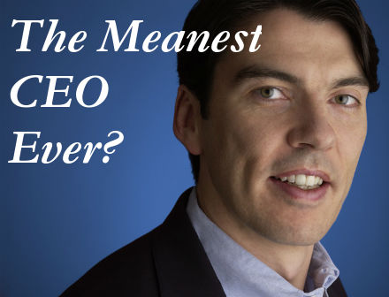 Bad CEOs, AOL's Tim Armstrong, Management Skills vs. Sales