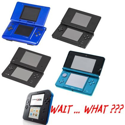 Nintendo 2DS: Breaking Influency, Just By Eliminating a Hinge