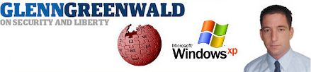 Glenn Greenwald vs Wikipedia, Windows XP Security (Influency)