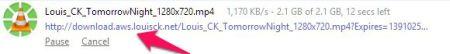 Louis CK Tomorrow Night Download