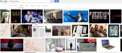 google image search for Advertising Tease