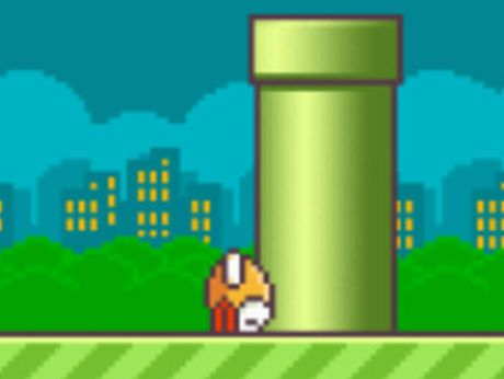 The Flappy Bird Crashes. And It's Real Influency But Not About Marketing or Patents