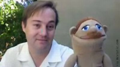 Jason Calacanis and The Jason Calacanis Puppet