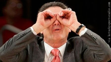 University of Kentucky Basketball Coach Rick Pitino is a Social Media Idiot