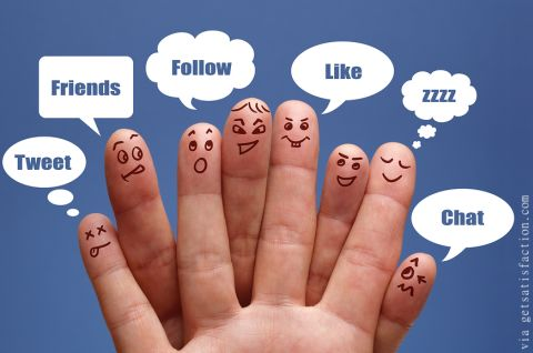 The Complicated Relationships of Social Media Marketing