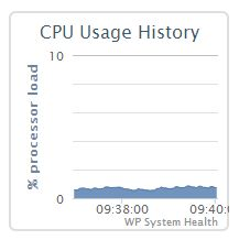 CPU Use on a 1and1 Dedicated Server