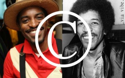 We Own Copyright in This Picture of Andre 3000 and Jimi Hendrix