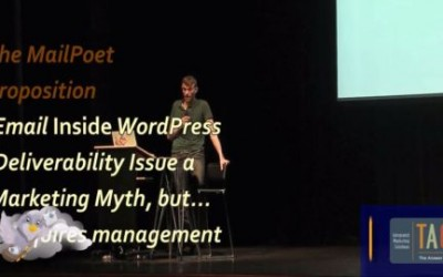 Kim Gjerstad, MailPoet, Business Process, and WordPress 2014