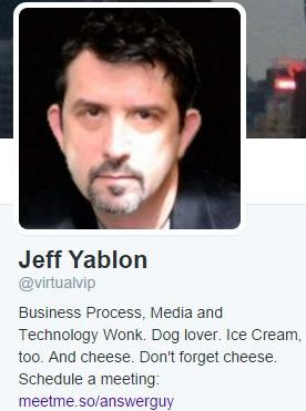 Jeff Yablon on Twitter: Bedsheets and Cheese