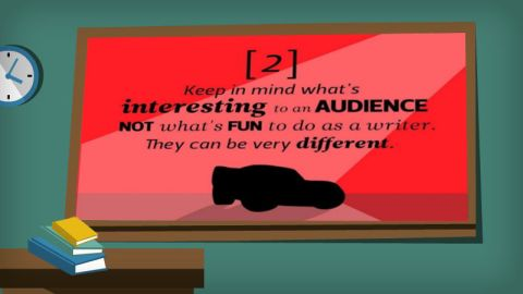 Pixars 22 Rules, #2: Be Fun. Be Interesting But Be Your Audience