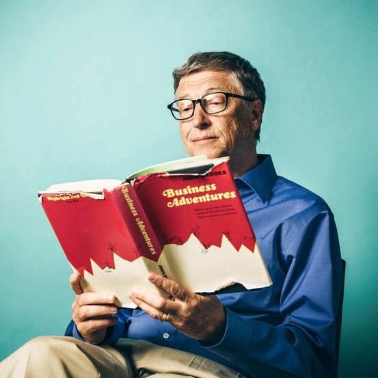 Bill Gates and The Answer Guy