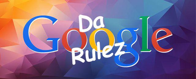 Parsing Google Rules