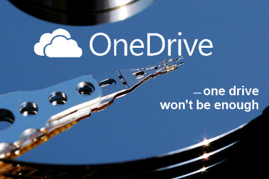 Unlimited Storage on Microsoft OneDrive