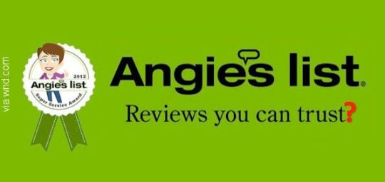 Can You Trust Angies List?