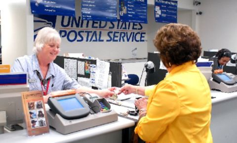 United States Post Office Customer Service