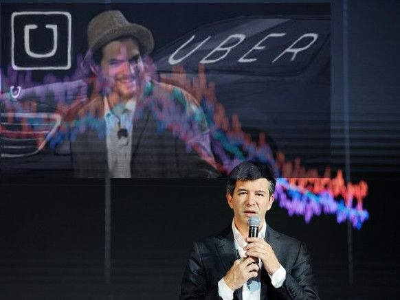 Uber's Travis Kalanick is no CEO