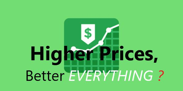 Benefits of a Price Increase