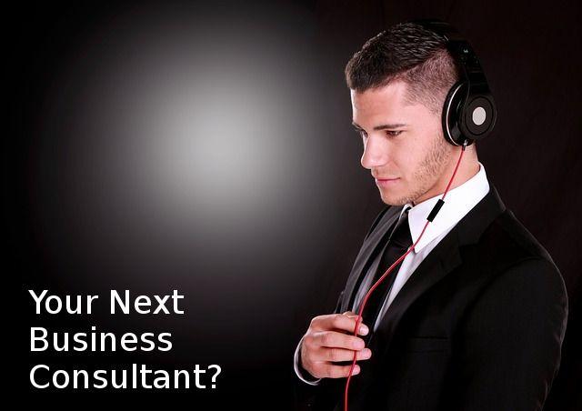business consultant