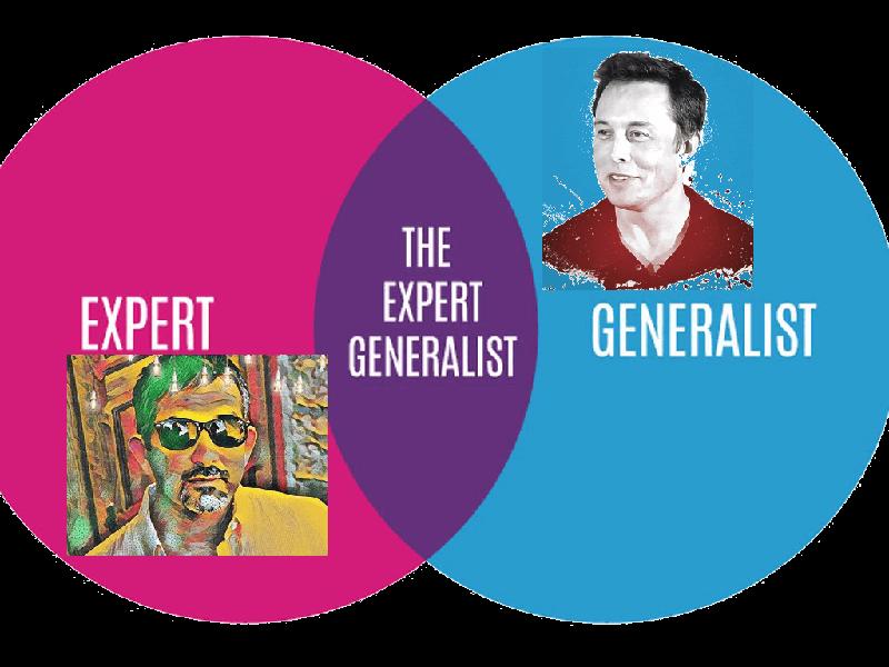 The Expert Generalist