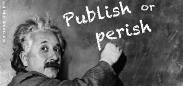 Publish or Perish 2017
