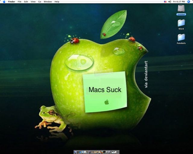 Criticizing Apple