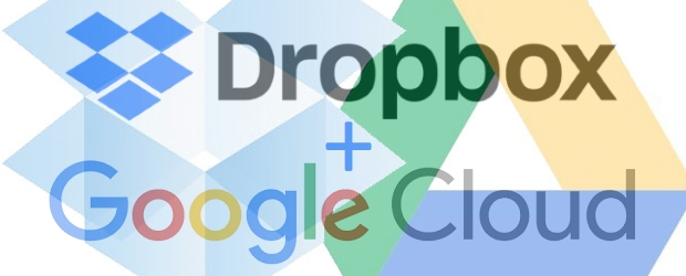 Dropbox Google Coopetition