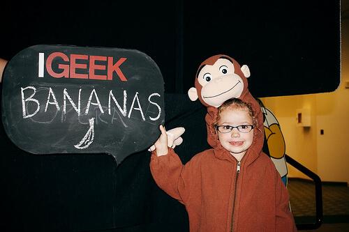 He's My Geek