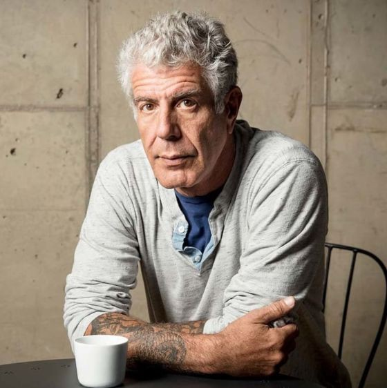 Fuck You Anthony Bourdain
