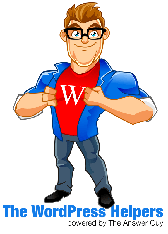 The WordPress Helpers WordPress Superman